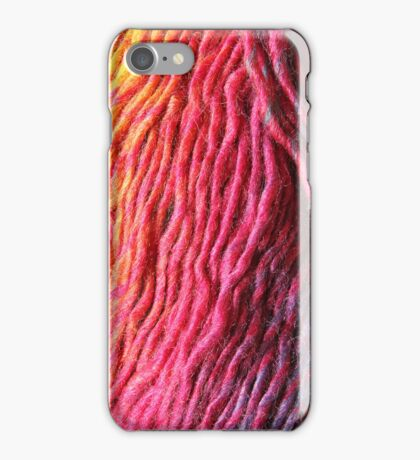 Wool 4 - iPhone Case iPhone Case/Skin
