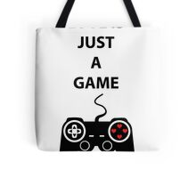 Love is just a Game Tote Bag