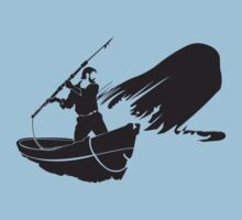 Moby Dick - Achab by Marco Ferruzzi