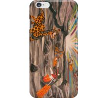 The Absurdity Of Conflict iPhone Case/Skin