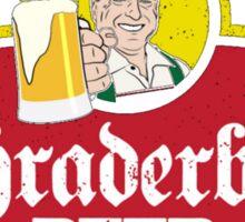 Schraderbrau Logo Sticker