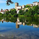 """ Cahors Reflections"" by Malcolm Chant"