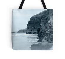 high cliffs on the irish coast Tote Bag