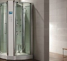 Steam Shower Cheyenne by aquapeutics
