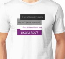 Our asexy quote Unisex T-Shirt