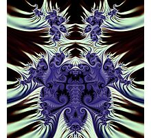 Fractal 11 Photographic Print