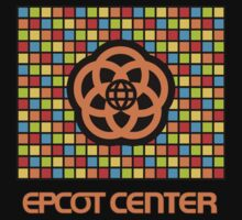 Epcot Graph Color 1 Orange by AngrySaint