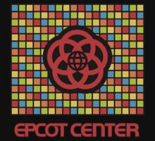 Epcot Graph Color 1 Red by AngrySaint