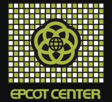 Epcot Graph Color 2 Green by AngrySaint