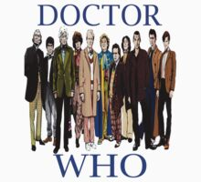 Doctor Who T-Shİrts & Hoodies by meganfart