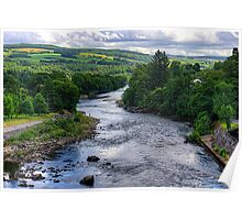 The River Tummel Poster