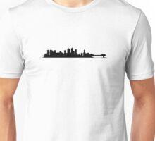 Brisbane Skyline - for light shirts T-Shirt