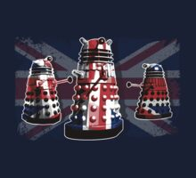 Brit Dalek by leea1968