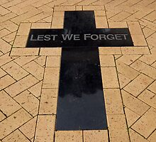 Lest we forget by Steve9