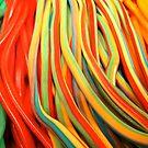 Candy rainbow by freshairbaloon