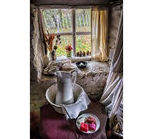 Victorian Cottage Photographic Print