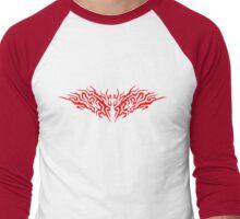 Marauder (red) Men's Baseball ¾ T-Shirt