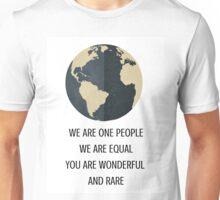 One People Unisex T-Shirt