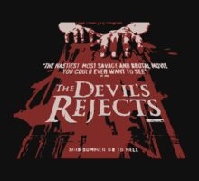 The Devils Rejects Poster by lukeyp
