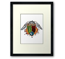Supernatural Coat of Arms #1 Framed Print