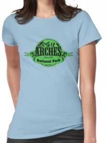 Arches National Park, Utah Womens Fitted T-Shirt
