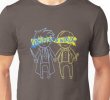 Destroyer of Worlds Unisex T-Shirt