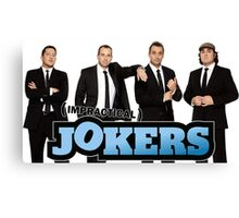 Impractical Jokers Forever 2.0 Canvas Print
