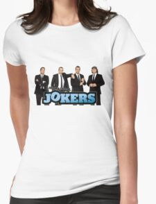 Impractical Jokers Forever 2.0 Womens Fitted T-Shirt