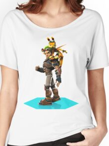 Jak and Daxter Women's Relaxed Fit T-Shirt