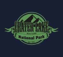 Crater Lake National Park, Oregon Baby Tee