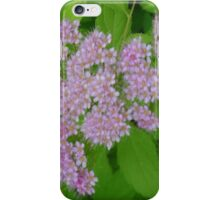 Purple Blooms iPhone Case/Skin