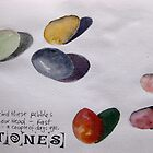 stones by Evelyn Bach