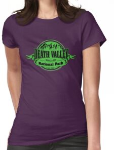 Death Valley National Park, California Womens Fitted T-Shirt