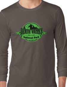 Death Valley National Park, California Long Sleeve T-Shirt