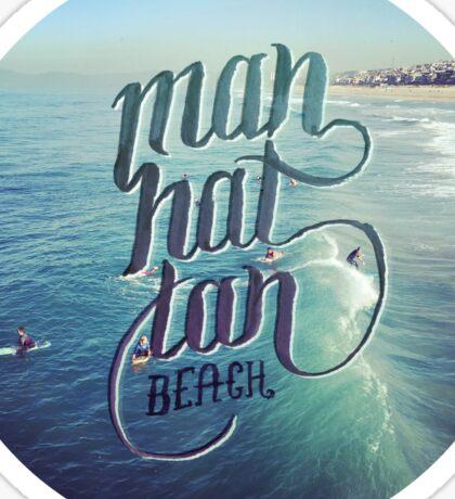 Manhattan Beach, Los Angeles Sticker