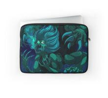Calendar/November- Malachite Laptop Sleeve