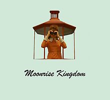 Moonrise kingdom iphone case by therationalcat