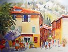 A corner of Provence by Beatrice Cloake