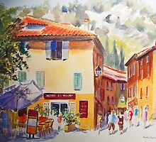A corner of Provence by Beatrice Cloake Pasquier
