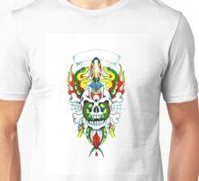 Snakes & Skull Unisex T-Shirt