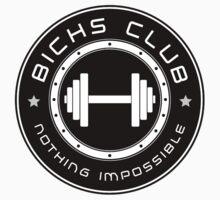 Bichs test logo Kids Clothes