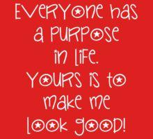Purpose In Life Kids Tee
