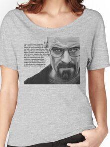 Breaking Bad - Walt Ozymandias Women's Relaxed Fit T-Shirt