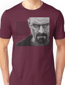 Breaking Bad - Walt Ozymandias Unisex T-Shirt
