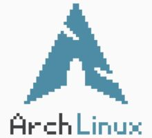 Pixelated ArchLinux by localdose