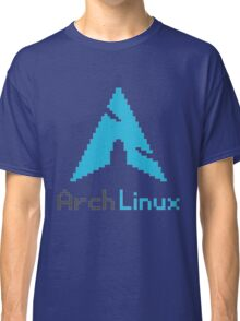 Pixelated ArchLinux Classic T-Shirt