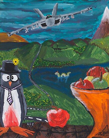 Landscape by Ruairidh Duncan