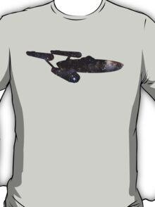USS Enterprise Ship T-Shirt