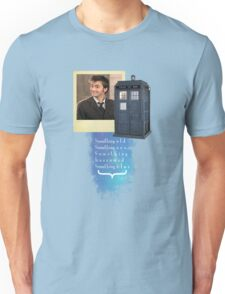 Something Blue... {2} Unisex T-Shirt