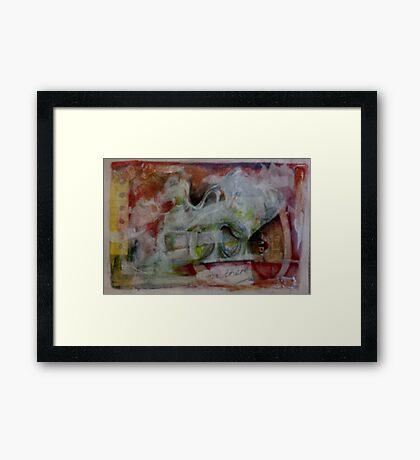 'Griffin' Framed Print